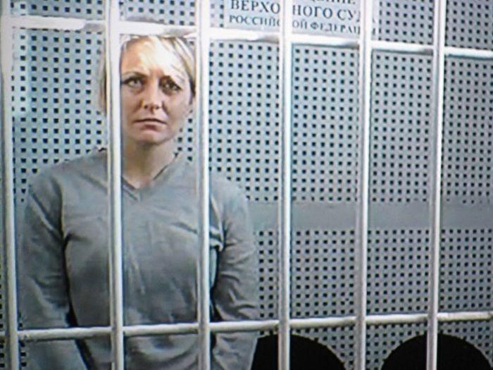 Воспитательница Евгения Чудновец из Екатеринбурга вышла на свободу и оправдана (2 фото)