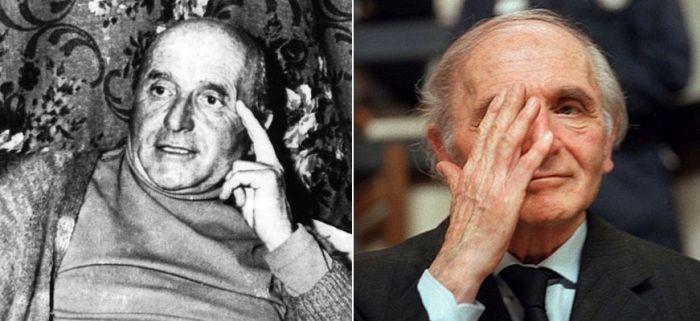 Палачи Третьего рейха, наказанные спустя долгие годы (20 фото)