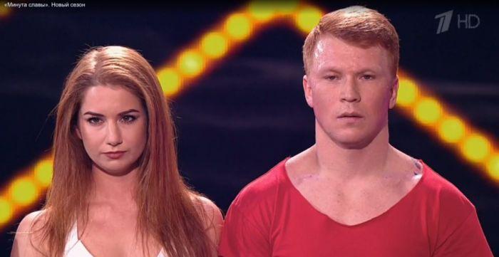 На шоу «Минута славы» Рената Литвинова предложила танцору-инвалиду «пристегнуть ногу»  (3 фото + видео)