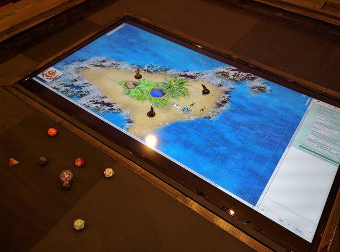 Стол для настольных игр своими руками (13 фото)