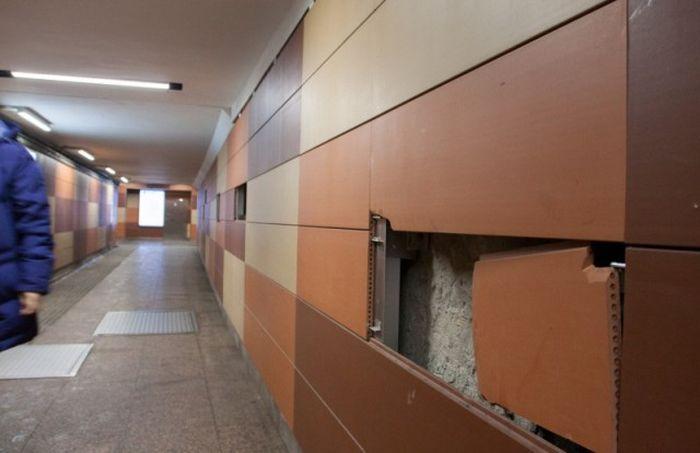 Станции московского метро после недавнего ремонта (24 фото)
