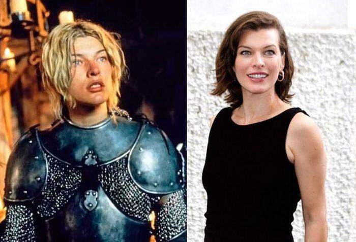 Секс-символы 90-х тогда и сейчас (20 фото)