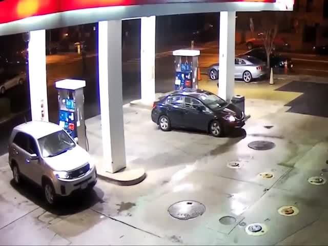 Неудачная попытка ограбления