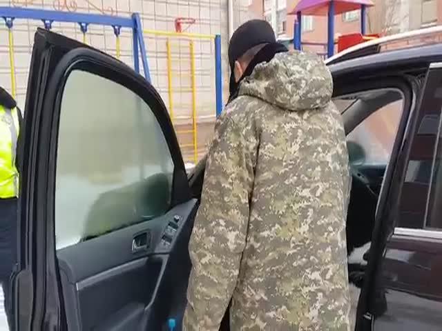 Нападение на активиста движения «СтопХам» а Степногорске