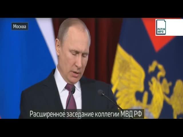 Владимир Путин поддержал идею об уголовном наказании за склонение к суициду