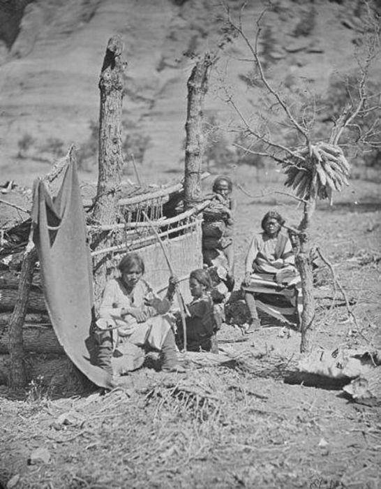 Интересные фото Дикого Запада (22 фото)