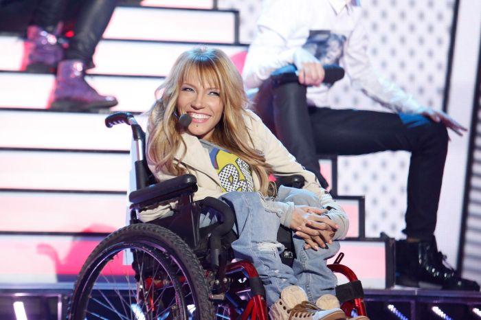 На «Евровидении-2017» от России выступит певица в инвалидном кресле Юлия Самойлова (3 фото + видео)
