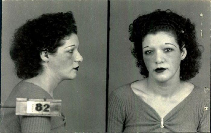 Канадские путаны 20-х - 30-х годов XX века (14 фото)