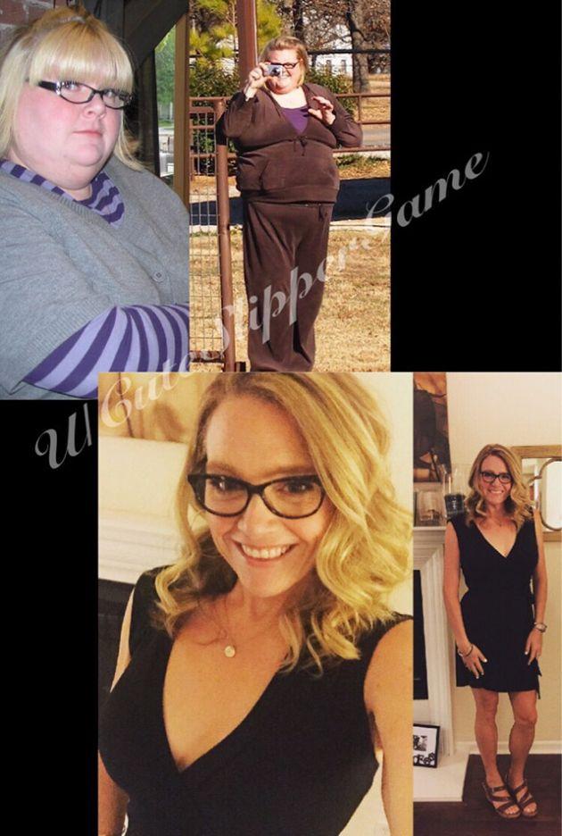 Люди, которым удалось сбросить лишние килограммы (27 фото)