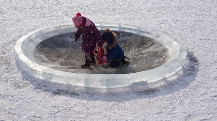 Ловушка для детей (2 фото)