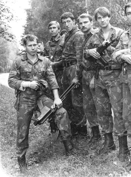 Герой боя за Буденновск с позывным «Берсерк» (9 фото)