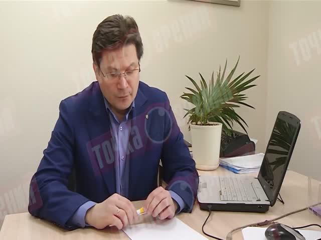 Цветок поник всего за полминуты интервью кировского политика Михаила Шевелёва
