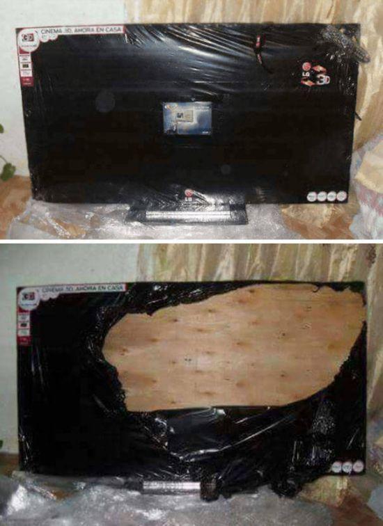 Неудачные покупки через интернет (20 фото)