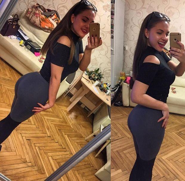 Сотрудница МВД Надежда Следнева по прозвищу «ментоняшка» поделилась свежими фото (10 фото)