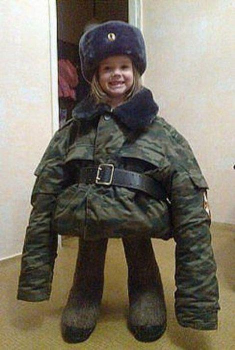 Фото, которые возможно было сделать только в России. Часть 62 (38 фото)