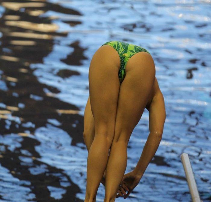 Интересные фото спортсменок (35 фото)