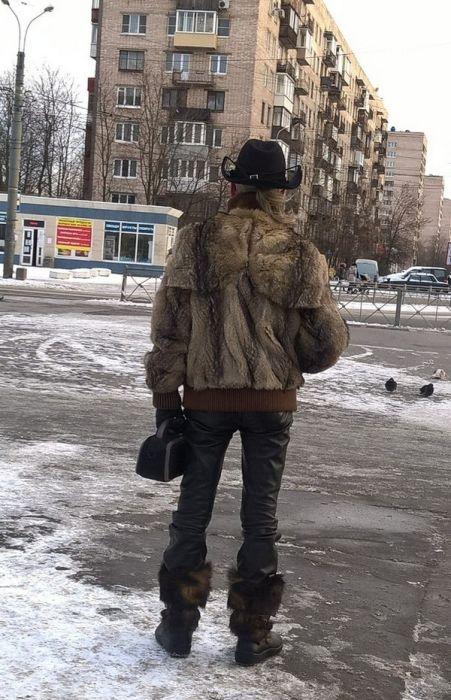 Модники питерских улиц (35 фото)