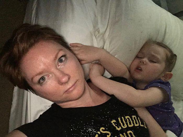 «Сюрпризы» многодетной мамы (24 фото)