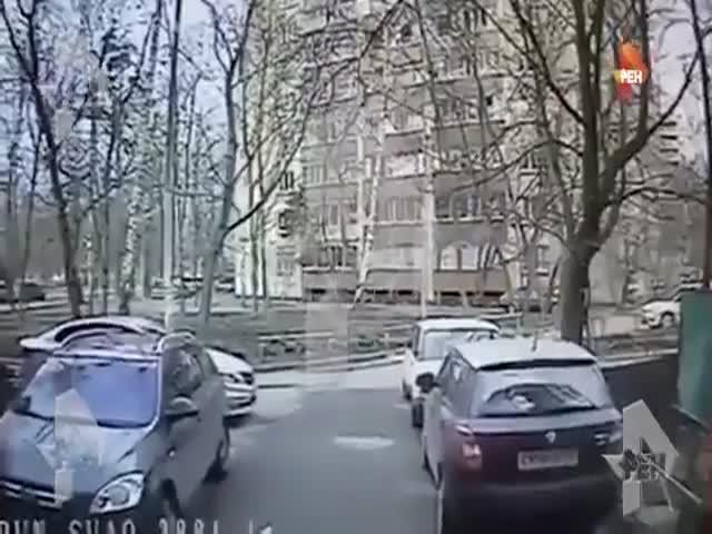 Взрыв в жилом доме на северо-востоке Москвы
