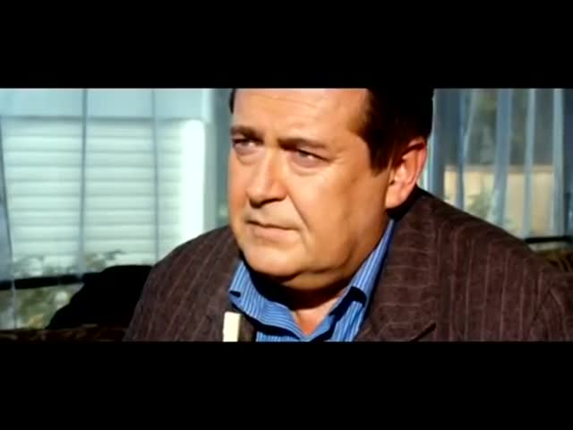 Великолепная актерская игра Юрия Стоянова