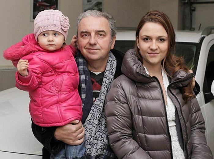 Звезды русского рока в кругу семьи (12 фото)