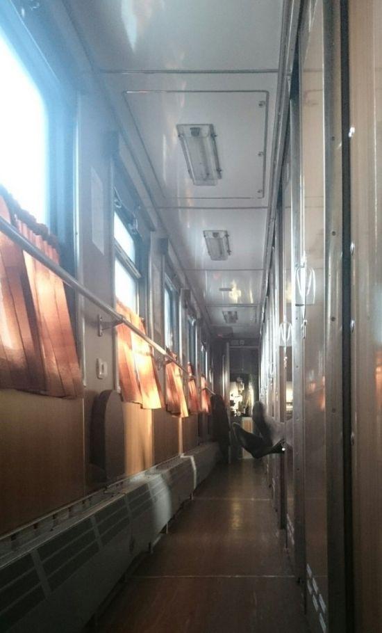 Прелести плацкартных вагонов (19 фото)