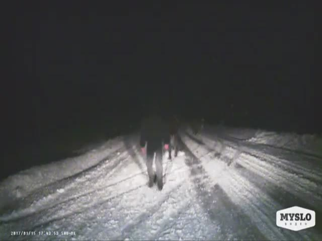 В Тульской области всадники избили водителя и его жену