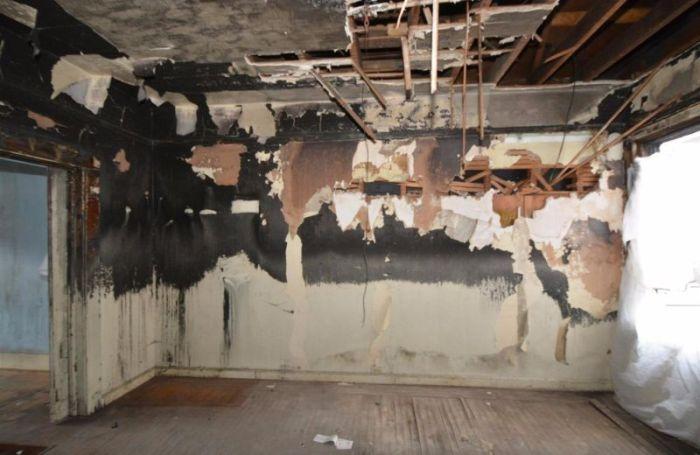Непригодный для жилья дом в Сан-Франциско за полмиллиона долларов (16 фото)