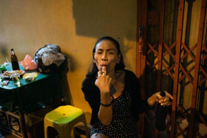 Другая сторона улиц Бангкока (14 фото)