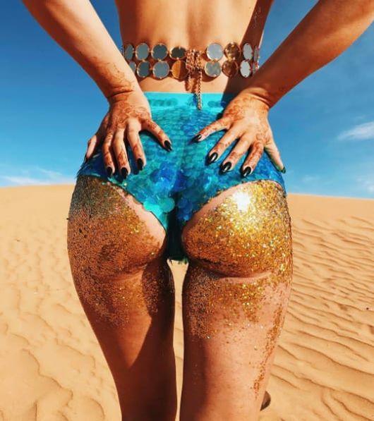 «Блистательный тренд» #glitterbooty (6 фото)