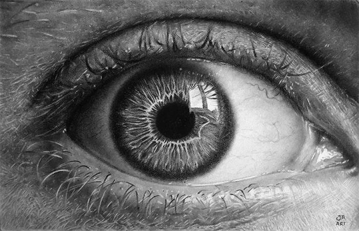 Гиперреалистичные рисунки художника Джеффри Аппиату (9 фото)