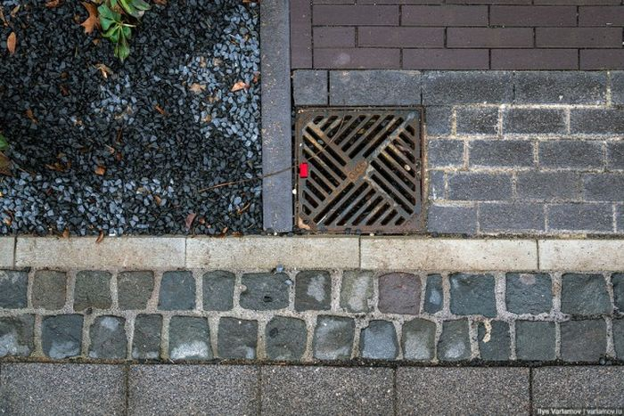 Откуда берется грязь на улицах наших городов (60 фото)