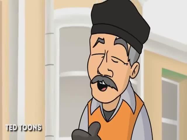 Анимационный клип Enjoykin - «Котлетки с пюрешкой»