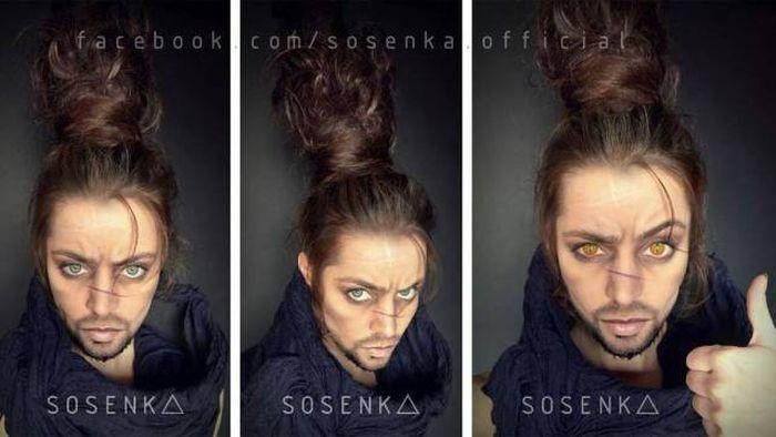 Польская любительница косплея (21 фото)