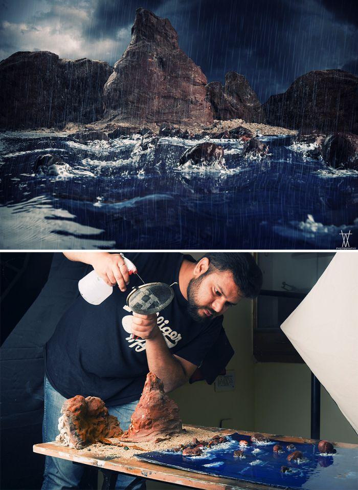 Потрясающие снимки от находчивого фотографа Вацала Катарии (25 фото)