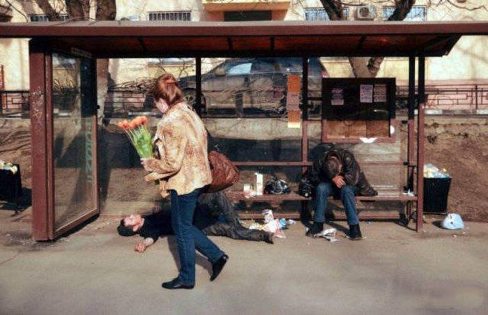 Фото странных людей (46 фото)