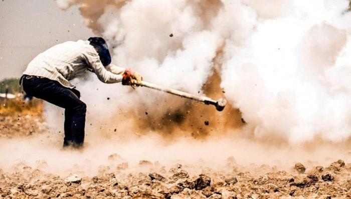 Фестиваль взрывных кувалд в Мексике (9 фото + видео)