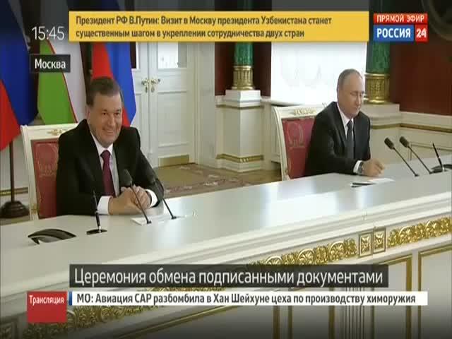 Неудачный день диктора Путина Евгения Хорошевцева