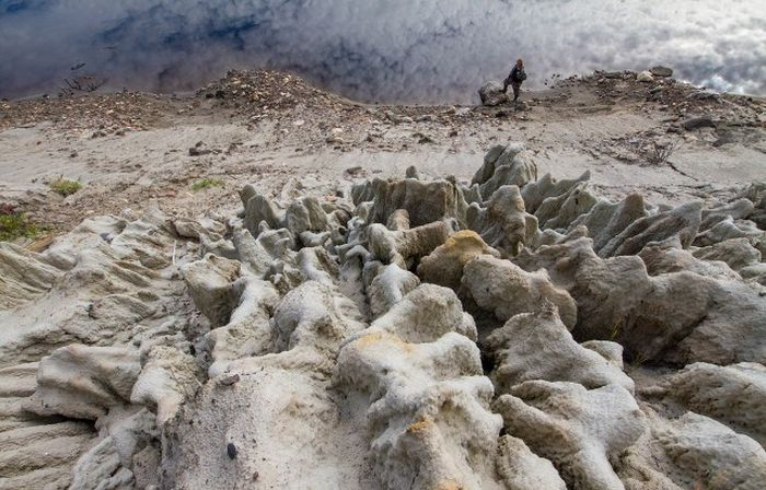 Экскурсия по попигайскому метеоритному кратеру (33 фото)