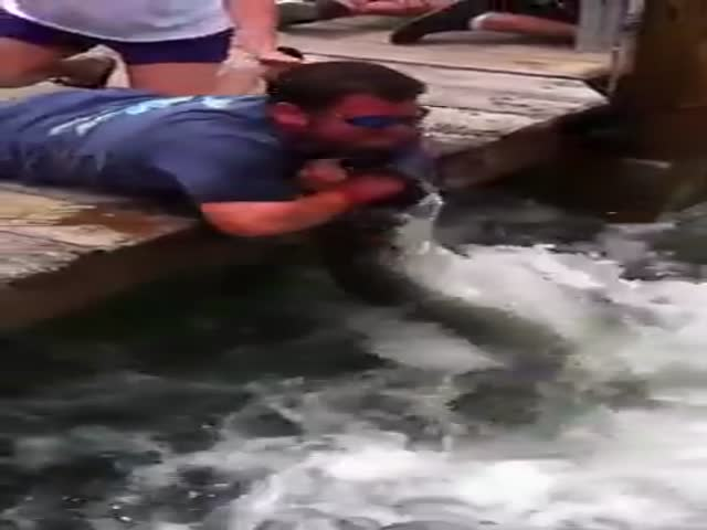 Неудавшаяся рыбалка