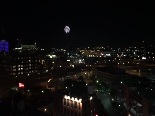 Хакер потревожил ночной Даллас звуками городских сирен