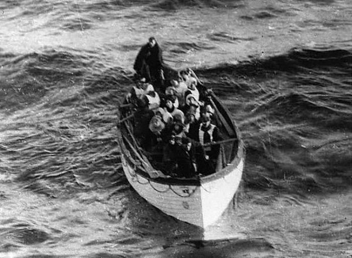 Реальные истории пассажиров «Титаника» (51 фото)