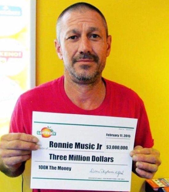 Победитель лотереи, вложивший деньги в метамфетамин, получил 21 год тюрьмы (2 фото)