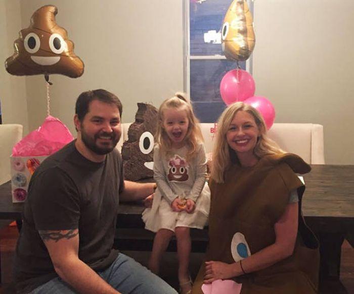 Необычная тематика вечеринки по случаю детского Дня рождения (7 фото)