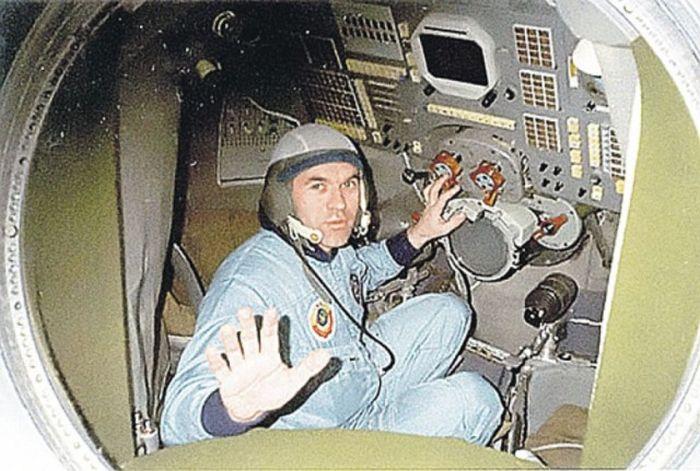 Необъяснимые явления, с которыми сталкивались космонавты (50 фото)