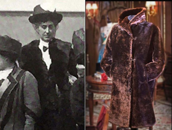 Пальто стюарда «Титаника» продадут на аукционе за 100 000 долларов (2 фото)