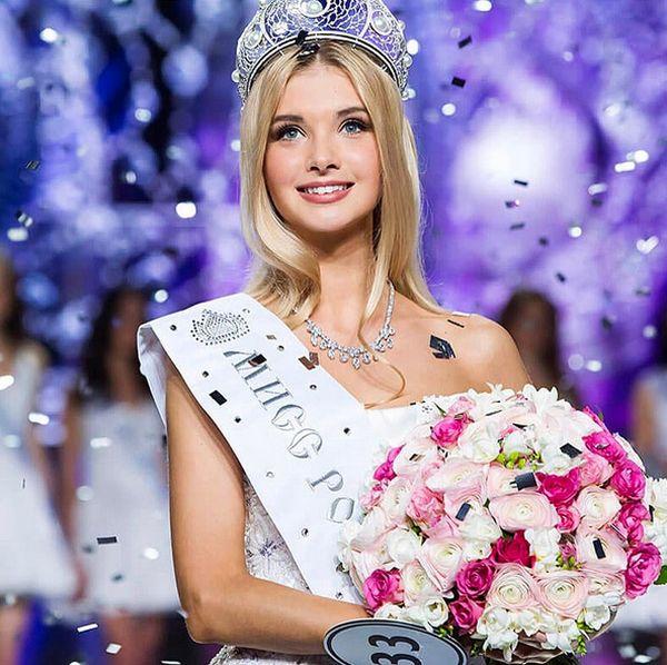 Полина Попова из Свердловской области выиграла конкурс красоты «Мисс Россия - 2017» (20 фото)