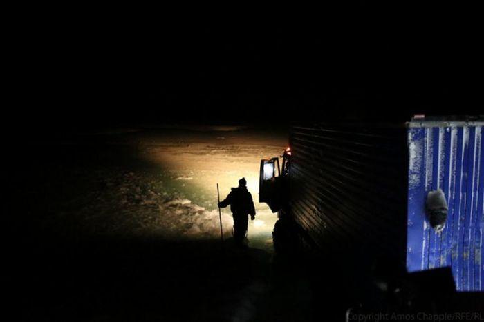 Путешествие новозеландского фотожурналиста по Колыме (40 фото)