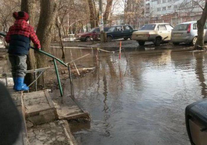 Фото, которые возможно было сделать только в России. Часть 66 (40 фото)