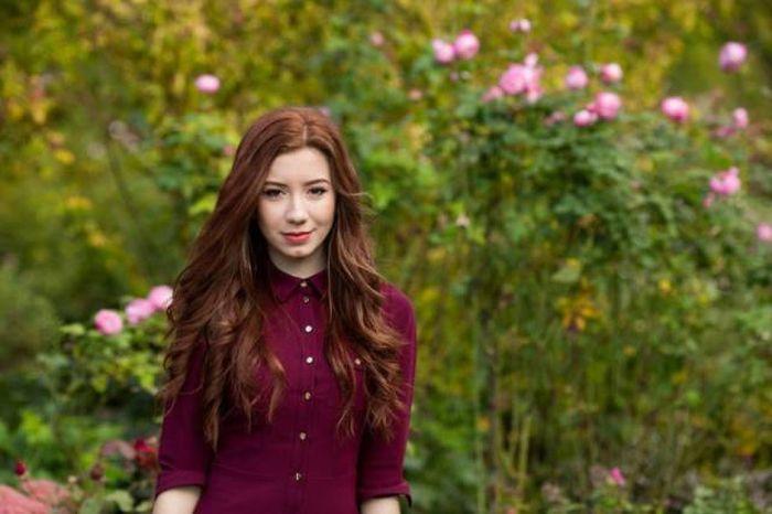 Рыжеволосые красавицы (37 фото)